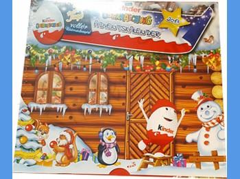 Calendario Avvento Kinder.Calendario Dell Avvento 2017 Kinder Natale Speciali 2017