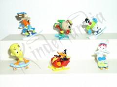 Looney Tunes winter sport