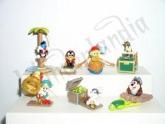 Baby Looney Tunes pirati