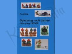 Aggiornamento catalogo giochi 2005/06