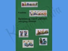 Aggiornamento catalogo giochi 2008/09