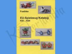 Catalogo giochi K 91 - K 04
