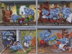 Die heimwerker Elefanten