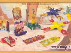 Looney Tunes show accessori