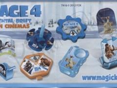 Ice Age 4 accessori