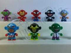 Marvel Twistheads